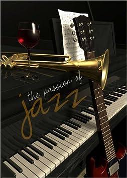 Passion of Jazz de Colosseum Reproduction Haut de Gamme Poster 13 x 18 cm Nouveau Poster