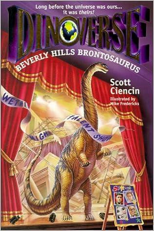 Book Beverly Hills Brontosaurus (Dinoverse)