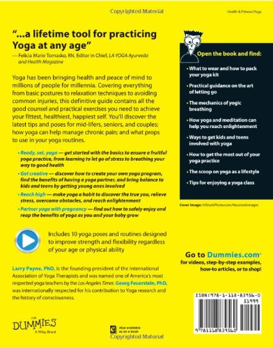 The 8 best yoga for dummies