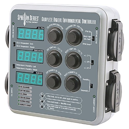 Titan Controls Spartan Series Complete Digital Environmental