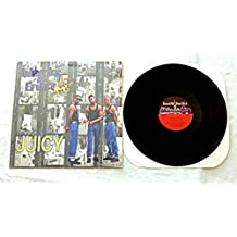 Wrecks 'N Effect 12 Inch Single Juicy - Sound Of New York 1989 - Near Mint Vinyl in Srink Wrap
