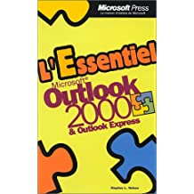 L'essentielmicrosoft outlook 2000 & outlook express (poche)