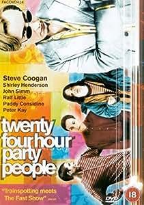 24 Hour Party People [Reino Unido] [DVD]: Amazon.es: Steve