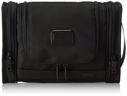 Tumi Alpha 2 Hanging Travel Kit, Black, One Size by Tumi