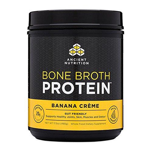 BONE BROTH PROTEIN(ボーンブロスプロテイン)- バナナクリーム - [並行輸入品] B0763LGBJ2