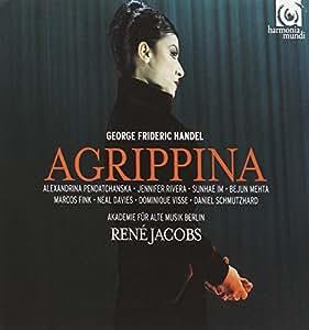 HANDEL. Agrippina. AAM Berlin/Jacobs