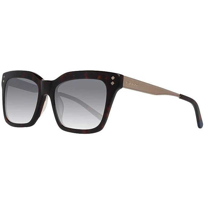 Gant Sonnenbrille Ga8052 5352P Gafas de sol, Marrón (Braun ...