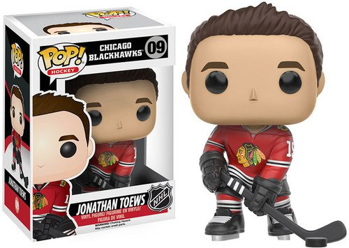 Funko NHL Jonathan Toews Pop Figure