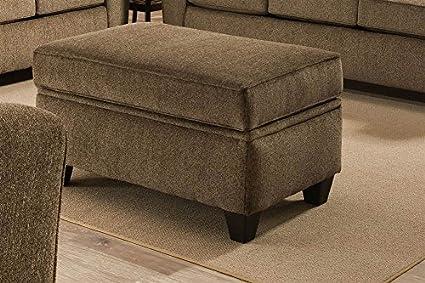 Fine Amazon Com Chelsea Home 27 In Transitional Storage Ottoman Short Links Chair Design For Home Short Linksinfo