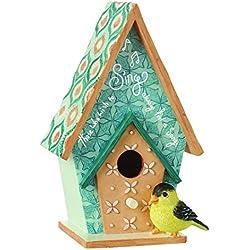 Precious Moments, Decorative Birdhouse, Wall-Mounted, Home Décor, 154456