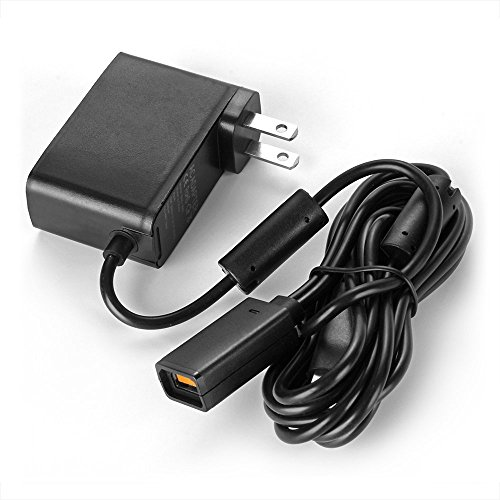 HOOKE USB Charger Power Supply AC Adapter for Microsoft XBOX 360 Kinect Motion Sensor System (1.4a Ac Adapter)