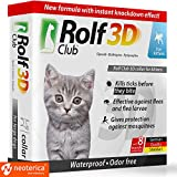 Best Flea Collars For Kittens - Rolf Club 3D FLEA Collar for Cats Review
