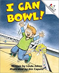 I Can Bowl! (Rookie Readers Level C)