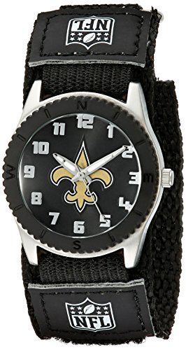 Game Time Unisex NFL-ROB-NO Rookie Black Watch - New Orleans Saints -