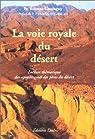 Voie royale du désert : Apophtegmes par Goutagny