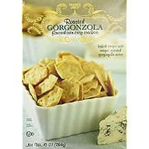 Trader Joe's Roasted Gorgonzola Flavored Oven Crisp Crackers
