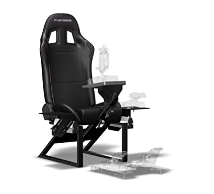 Marvelous Playseat Air Force Flight Simulator Video Game Chair For Nintendo Xbox Playstation Cpu Supports Logitech Thrustmaster Saitek Flight Stick Controllers Pdpeps Interior Chair Design Pdpepsorg