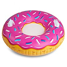 BigMouth Delicious Frosted Donut Snow Tube Ride-on