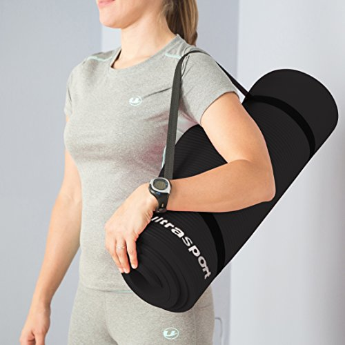 Pilates Sportunterlage Ultrasport Gymnastikmatte Yoga Fitnessmatte f/ür Workout Aerobic oder Massage