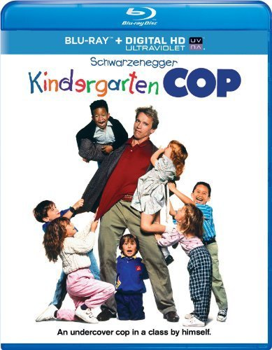 Kindergarten Cop (Blu-ray + DIGITAL HD with UltraViolet) by Universal Studios (Kindergarten Cop Blue Ray compare prices)