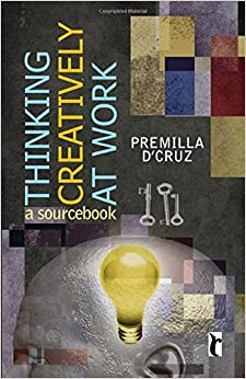 Book Thinking Creatively at Work: A Sourcebook (Response Books)