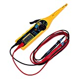 VDIAGTOOL Auto Circuit Tester MS8211 Multimeter Lamp Car Repair Automotive Electrical Circuit Testers Multimeter 0V-380V Voltage (2AA Battery Not include)