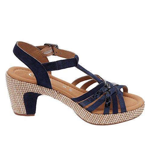 Blu Gabor 736 Eu; Size 1 Shoe 82 Womens 5 Fashion 37 Colore Sandals FFa7q5wx