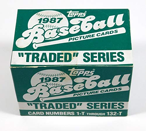 1987 Topps Traded Baseball ()