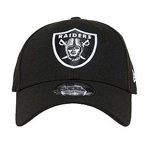 New Era 9forty Oakland Raiders Mens Cap Black