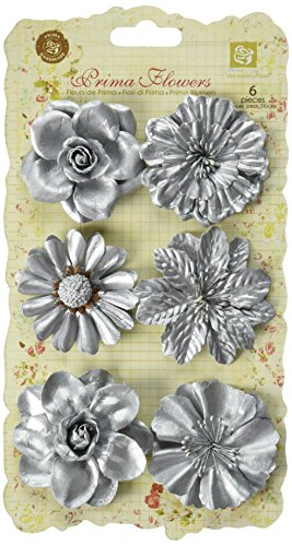 Prima Marketing 655350547387 Precious Metals Colonel Frosted Scrapbooking ()