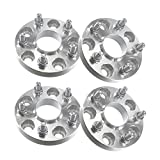 (4) 20mm 5x114.3 Hubcentric Wheel Spacers (67.1mm Bore) - For Mitsubishi Lancer Evo & Others