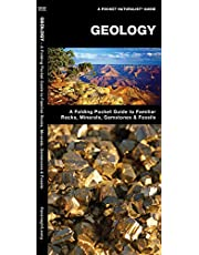 Geology: A Folding Pocket Guide to Familiar Rocks, Minerals, Gemstones & Fossils