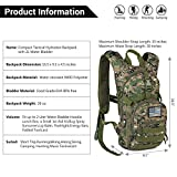 SHARKMOUTH Tactical MOLLE Hydration Pack Backpack 900D with...