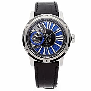 Louis Moinet Metropolis Automatic-self-Wind Male Watch LM-45.10.20 (Certified Pre-Owned)