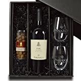 "Parducci Wine Cellars Port and Chocolate ""Wine Gift Set"", 1 X 750 ML"