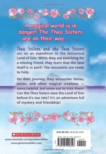 Thea Stilton Special Edition: The Secret of the Fairies: A Geronimo Stilton Adventure
