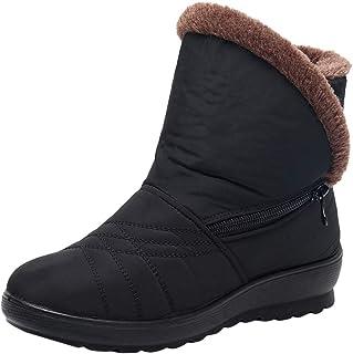 Abbigliamento Donna,da Donna Le Signore Inverno Impermeabile Orecchie Corto La Neve Stivali Calzature Caldo Scarpe 25.28