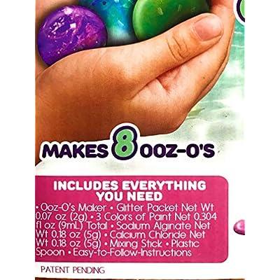 Ooz-o's Horizon Group Mermaid Oozing Slimy Spheres: Toys & Games