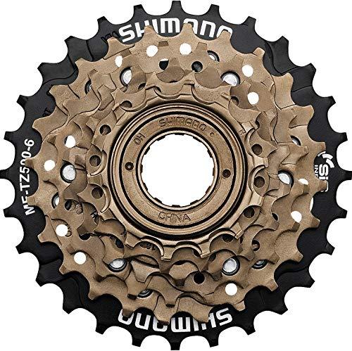 Tourney SHIMANO MF-TZ500 14-28 Z/ähne //// 7-fach Freilauf-Schraubkranz