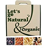 Organic Food Gift Set Healthy Thai RiceBerry Black Brown Red Jasmine Rice Pack 4 LB (64 OZ.)