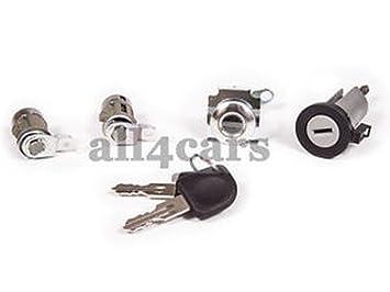 Daewoo Matiz 98 - 08 Genuine Door Lock Barrels Ignition Switch ...