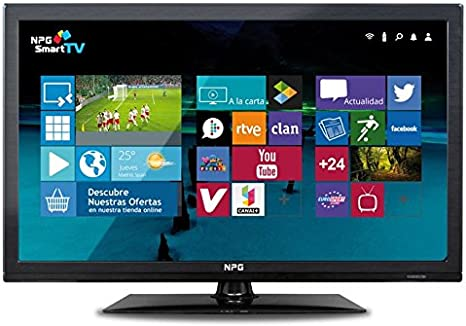 NPG NS-2214HFB LED TV - Televisor (54,61 cm (21.5