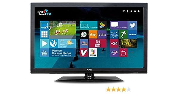 NPG NS-2214HFB LED TV - Televisor (54,61 cm (21.5