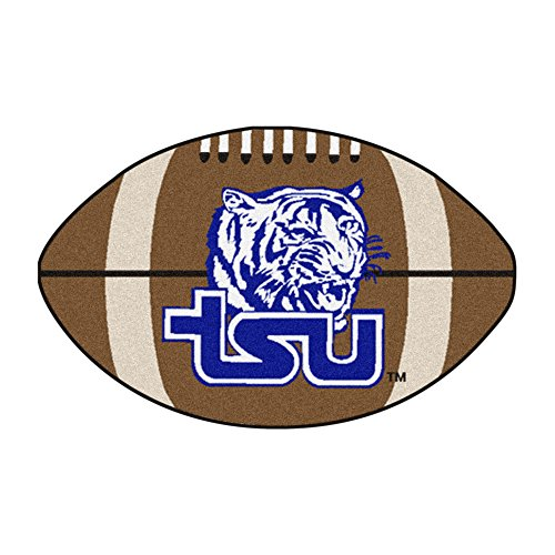 Fanmats 3259 Tennessee State Football Rug, Team Color, 20.5