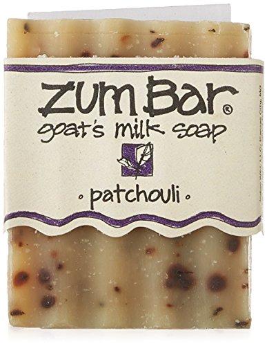 Indigo Wild Zum Bar Soap - Patchouli - 3 oz