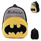 kirby backpack - Backpack Schoolbag - Batman Design Animal Cartoon Mini Backpack Schoolbag Shoulder Bag Suitable For Babies and Children - Perfect Birthday Gifts - For Kids (Batman 2)