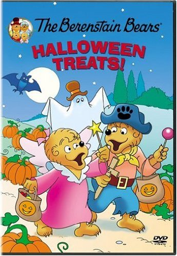 Berenstain Bears: Halloween Treats (Halloween Full Movies For Kids)