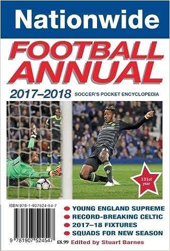 Nationwide Football Annual 2017-2018  Amazon.co.uk  Stuart Barnes ... dbdada33a