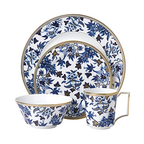 Wedgwood Hibiscus 4-Piece Place Setting #1050603
