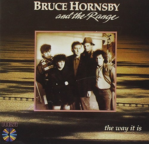 Bruce Hornsby And The Range - The Way It Is - RCA - PD 89901, RCA - PD89901